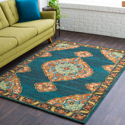 Vanesa Medallion Area Rug