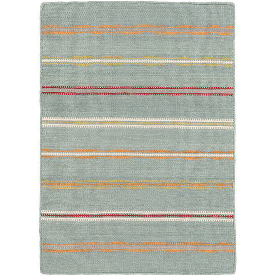 Zari Stripe Area Rug