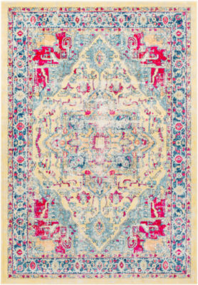 Vivek Medallion Area Rug