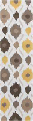 Olivos Yellow Area Rug