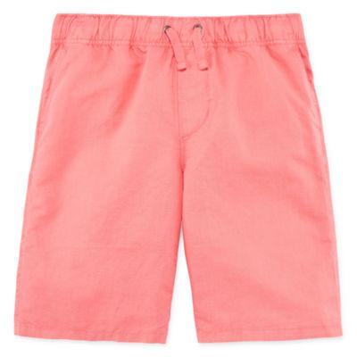 Arizona Pull-On Shorts Big Kid Boys
