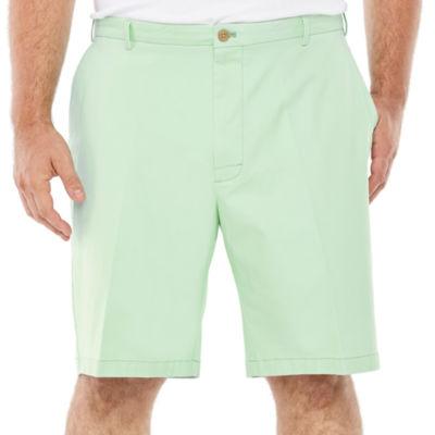 IZOD Stretch Chino Shorts-Big and Tall