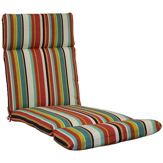 Outdoor Oasis Chaise Cushion
