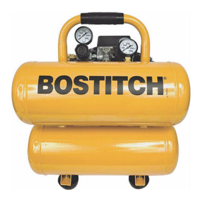 Bostitch Stanley CAP2041ST-OL 4 Gallon Stack Compressor