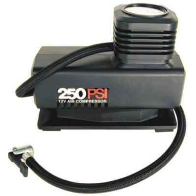 Custom Accessories 59008 250-PSI Compressor