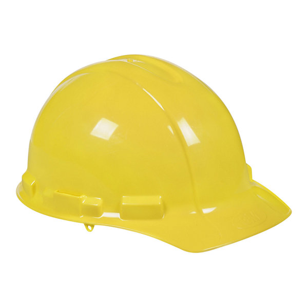 3M CHH-R-Y6 Yellow TEKK Protection Hard Hat With Ratchet Adjustment