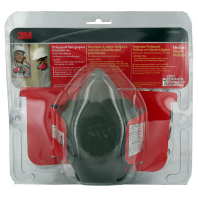 3M 62023DHA1-C Professional Multipurpose Drop Down Respirator