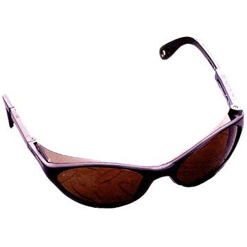 Vaughan SV4100 Tinted Dual Lens Safety Glasses