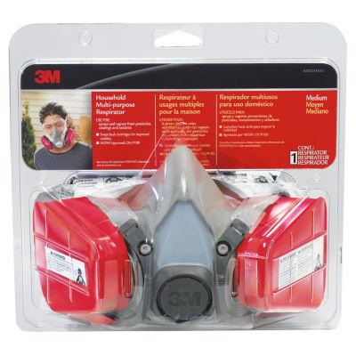 3M 65021HA1-C Household Multi Purpose Respirator