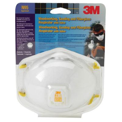 3M 8511PA1-A Particulate Respirator