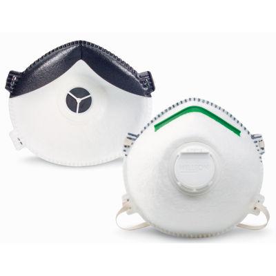 Sperian Safety Wear RWS-54006 Nose Seal & Exhalation Valve Disposable Respirator