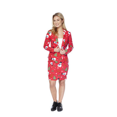 OppoSuits Womens Christmas Suit Christmiss