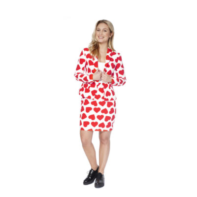 OppoSuits Womens Suit Queen of Hearts