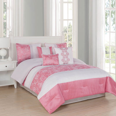 Studio 17 Blossom 7-pc. Comforter Set