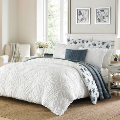 Stone Cottage Hilberry White Comforter Set