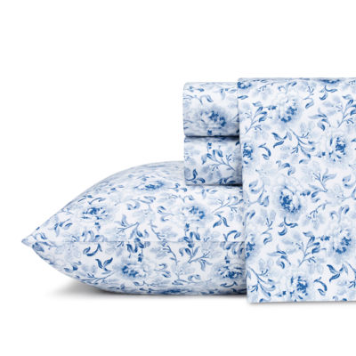 Laura Ashley Lorelei Blue Sheet Set