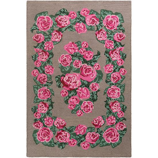 Aliya Floral Rug