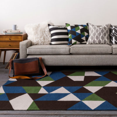 Aubert Geometric Rug