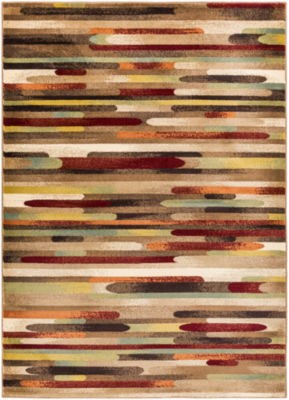 Bowers Multi-Colored Area Rug