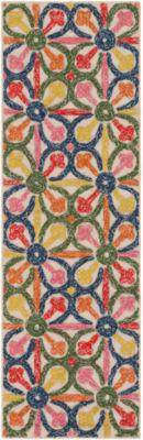 Brosseau Floral Rug