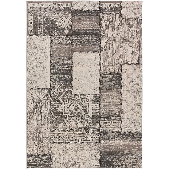 Cailloux Panel Rug