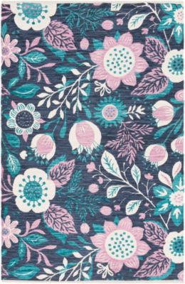 Clemente Floral Rug