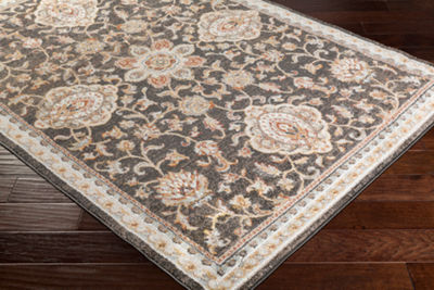 Demaret Medallion Area Rug