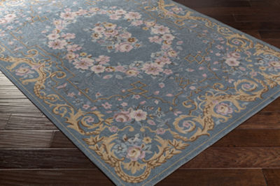 Deschanel Medallion Area Rug
