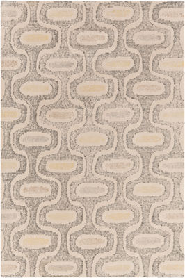 Devon Geometric Area rug