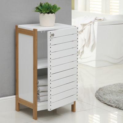Organize It All Rendition Floor Cabinet