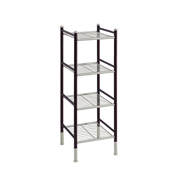 Organize It All  Duplex‑4 Tier Tower