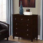 CARLTON BEDROOM CHEST OF DRAWERS