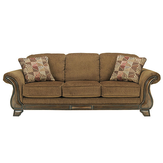 Penney Furniture Outlet: Signature Design By Ashley Montogomery Sofa JCPenney