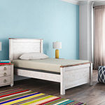 Signature Design by Ashley Chime Firm Tight-Top Memory Foam Mattress