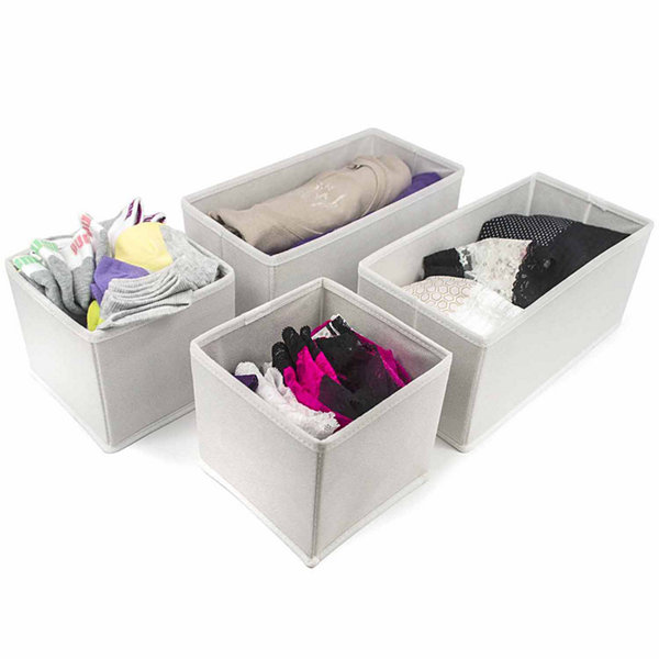 Sorbus Foldable Storage Drawer Closet Dresser Organizer Bins