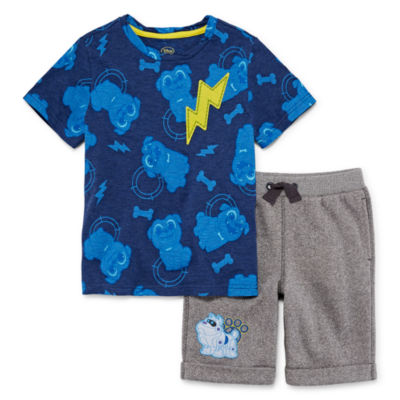 Disney 2-pc. Short Set Toddler Boys