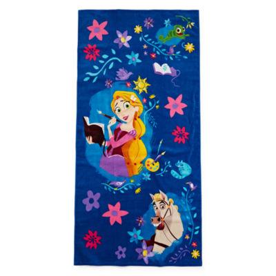 Disney Tangled Beach Towel