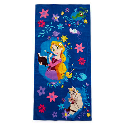 Disney Tangled Beach Towel