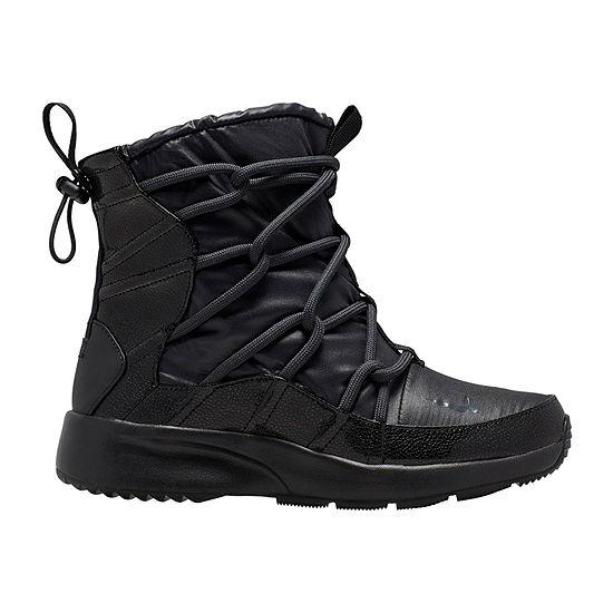 Nike Womens Tanjun High Rise Winter Boots