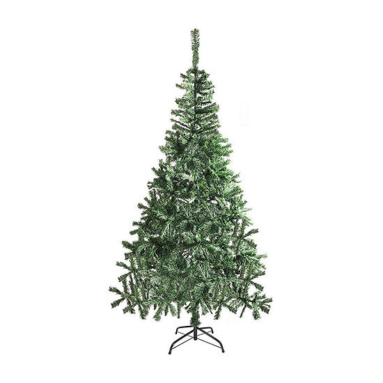 Jc Penney Christmas Trees: ALEKO Artificial Indoor Christmas Holiday Pine Tree, Color
