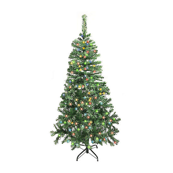 Jc Penney Christmas Trees: ALEKO Artificial Christmas Holiday Pine Tree With