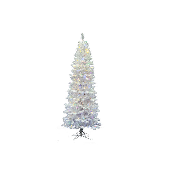 Vickerman 9 1/2 Foot Pre-Lit Christmas Tree