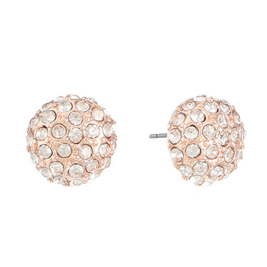 Gloria Vanderbilt 2 Inch Stud Earrings