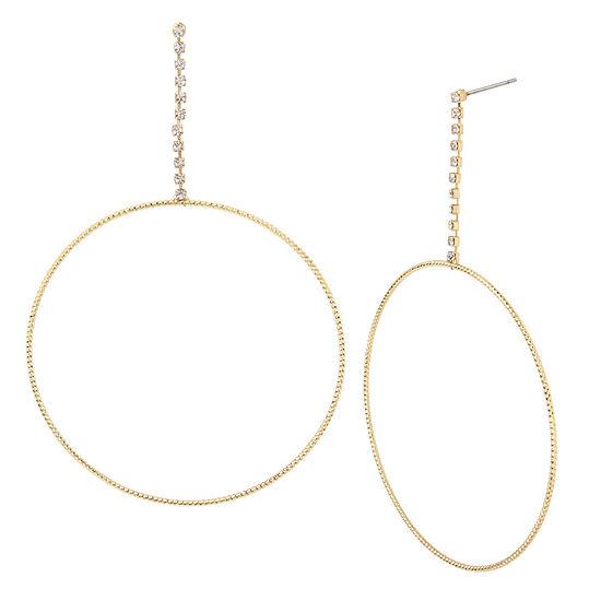 Nicole By Nicole Miller 1 Pair Drop Earrings