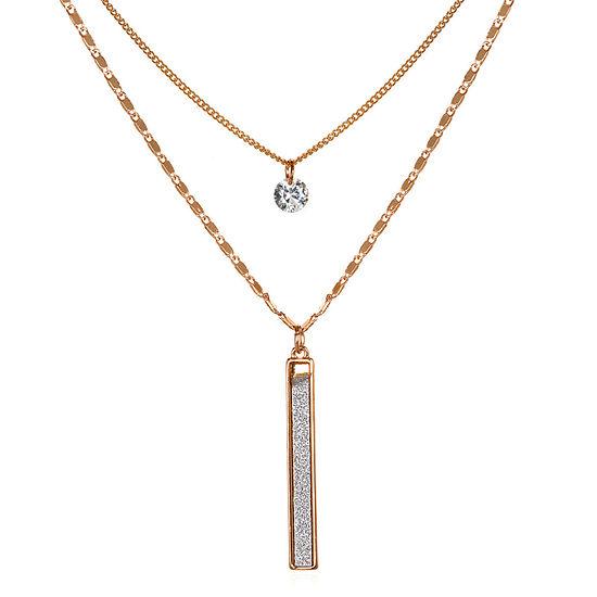 Bijoux Bar 30 Inch Chain Necklace