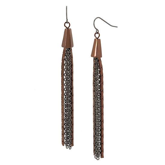 Worthington 1 Pair Hoop Earrings