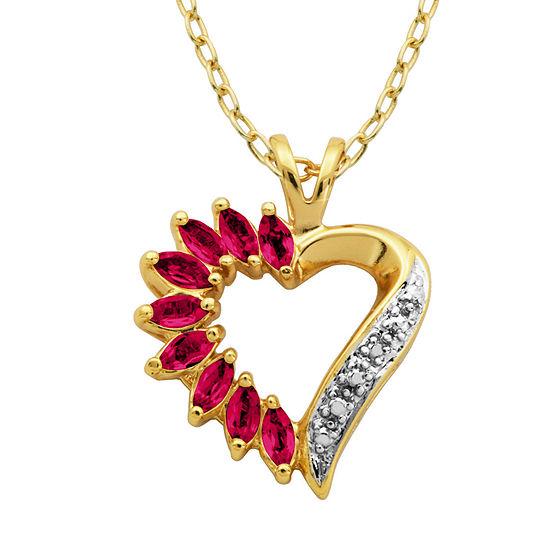 Sparkle Allure Pendant Necklace
