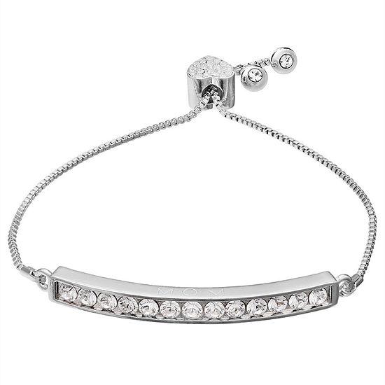Sparkle Allure 7.5 Inch Box Stretch Bracelet