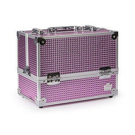 Caboodles Stylish Train Case Storage Bin