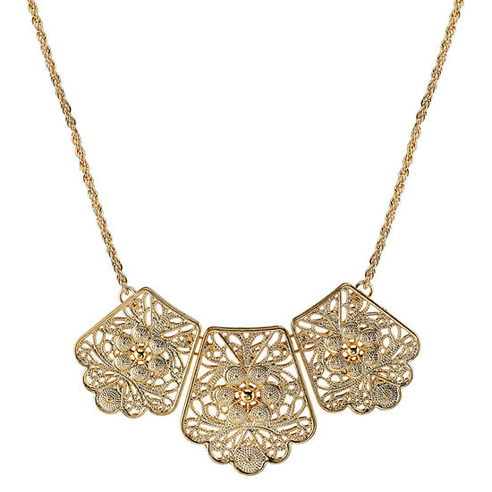 1928 16 Inch Statement Necklace